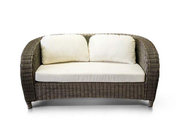 """Плетеный диван """"Римини"""""""