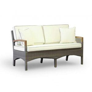"""Плетеный диван """"Верона"""""""