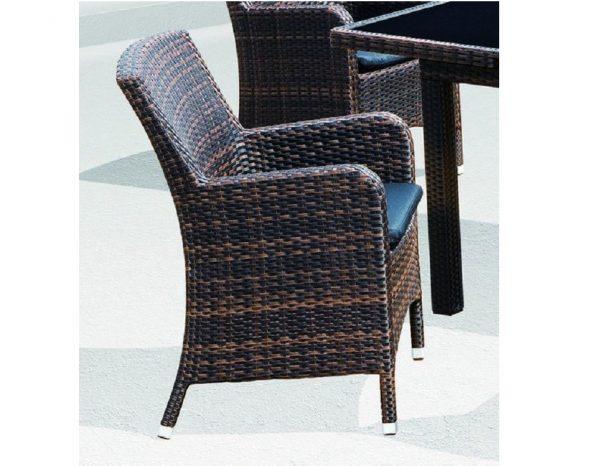 """Плетеное кресло """"Mykonos"""", обеденное"""