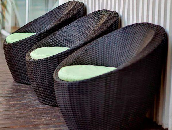 """Плетеное кресло """"Туллон"""""""
