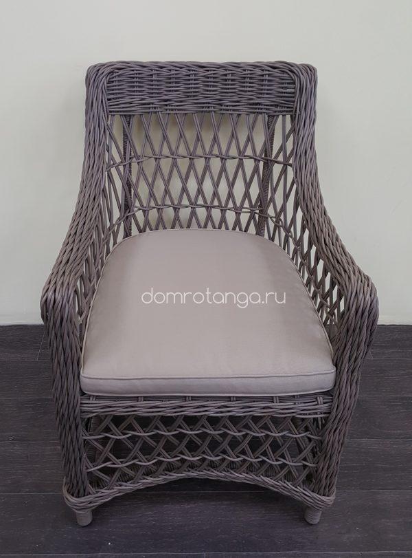 """Плетеное кресло """"Beatrix"""" beige"""