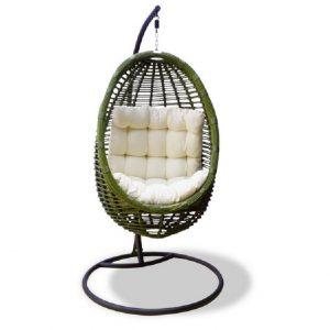 "Подвесное плетеное кресло ""Bamboo"""