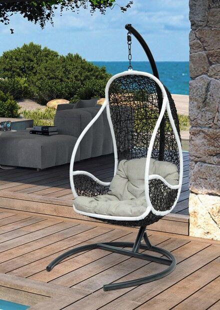 """Подвесное плетеное кресло """"Flyhang Modern"""""""