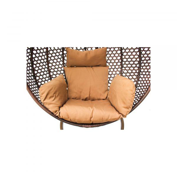 """Подвесное плетеное кресло """"Quantum"""" KM-0002 big"""
