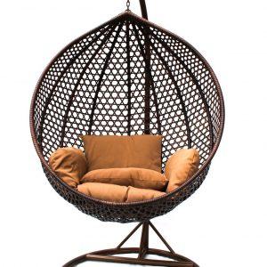 """Подвесное плетеное кресло """"Quantum"""" KM-0002 medium"""