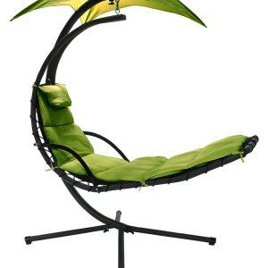 """Подвесное кресло-шезлонг """"Stand 100"""", зеленый"""