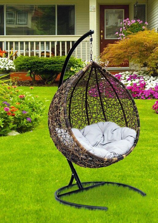 """Подвесное плетеное кресло """"Tropica"""""""