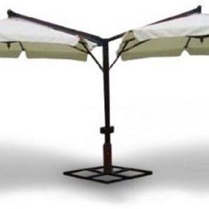 """Садовый зонт """"GardenWay SLHU002"""" с боковым кантом"""