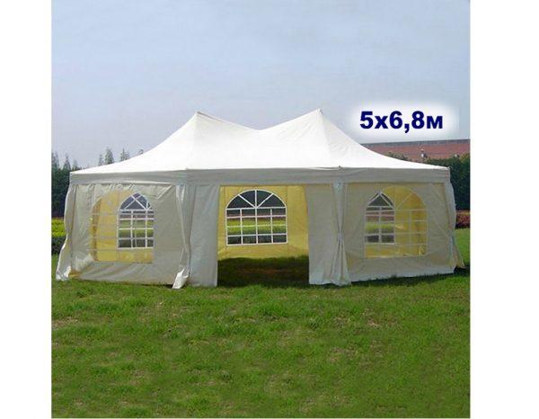 "Шатер-павильон 5×6,8 ""AFM-1054HF"", бежевый"