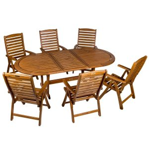 Садовая мебель из сосны «Solberga & Regina»