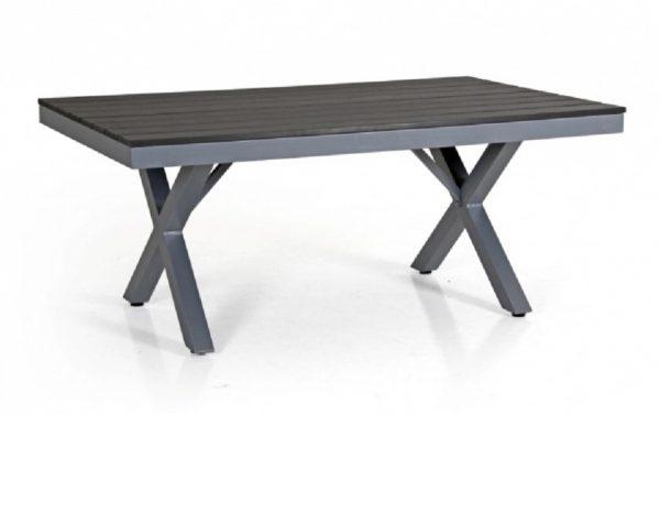 "Стол ""Leone"" 130х80 см, цвет серый"