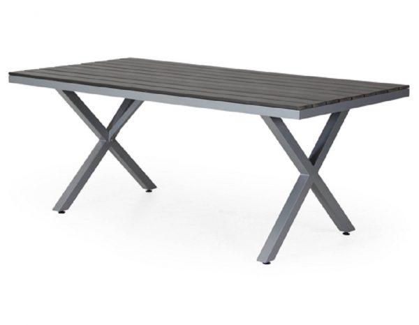 "Стол ""Leone"" 200 см, цвет серый"