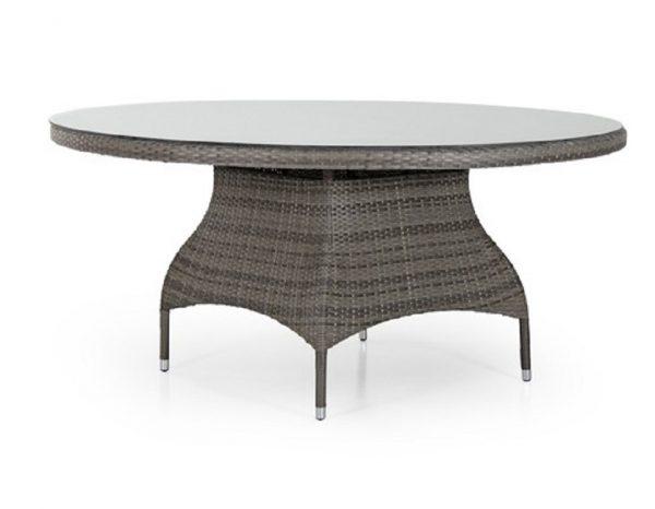 Стол «Ninja grey» диаметр 160 см, цвет серый