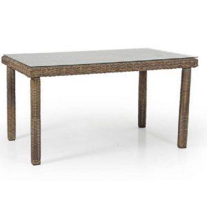 """Стол """"Sandiego"""" 160 см, цвет коричн. микс"""