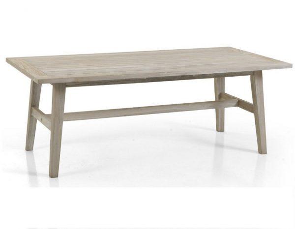 """Стол из тика """"Vidos"""", 130x70 см"""