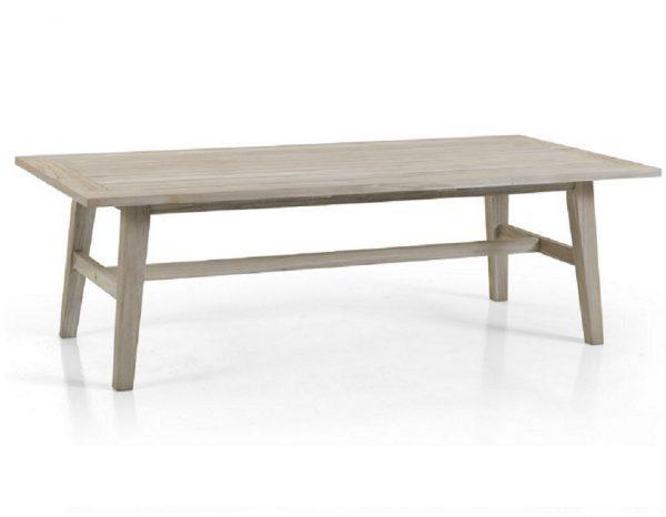 """Стол из тика """"Vidos"""", 150x75 см"""