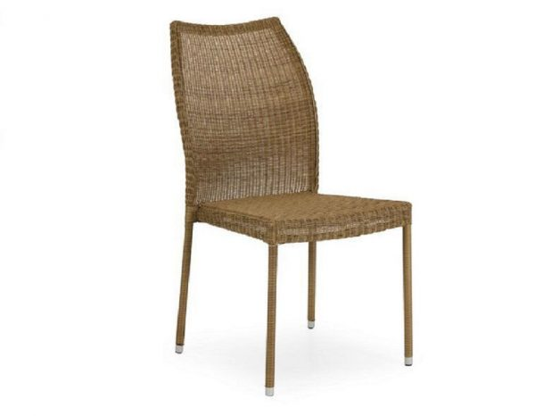 "Плетеный стул ""Angelica"", цвет натуральный"
