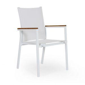 "Кресло садовое ""Avanti"", цвет белый Brafab"