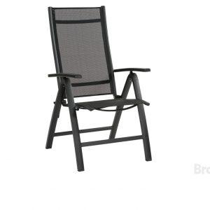 """Кресло регулируемое """"Lukas"""", цвет черный"""