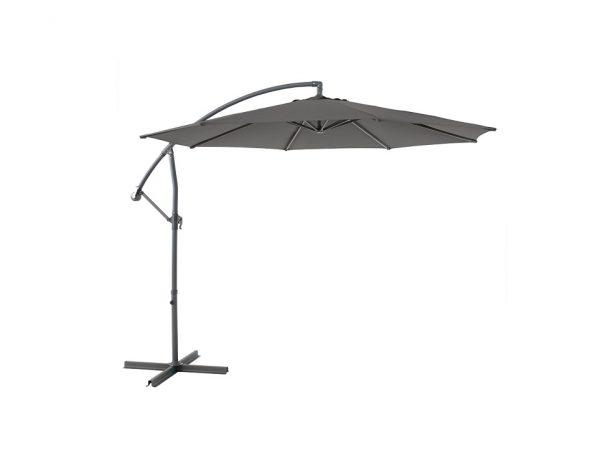 "Садовый зонт ""Rivoli"", цвет серый"