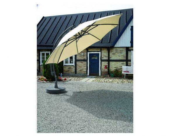 """Садовый зонт """"Easy Sun"""", цвет антрацит"""