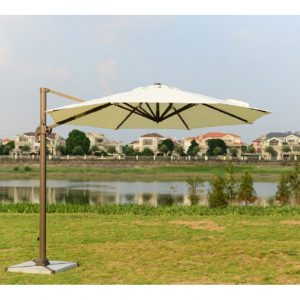 """Садовый зонт """"GardenWay А002-3000"""", цвет кремовый"""