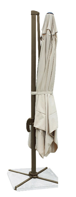 "Садовый зонт ""GardenWay А002-3030"", цвет бежевый"