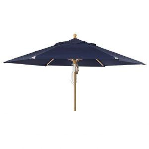 """Садовый зонт """"Parma"""", цвет синий"""