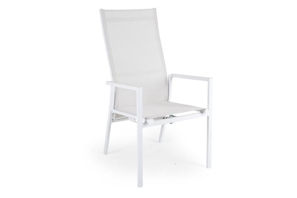 """Кресло садовое """"AVANTI"""" позиционное белый Brafab"""