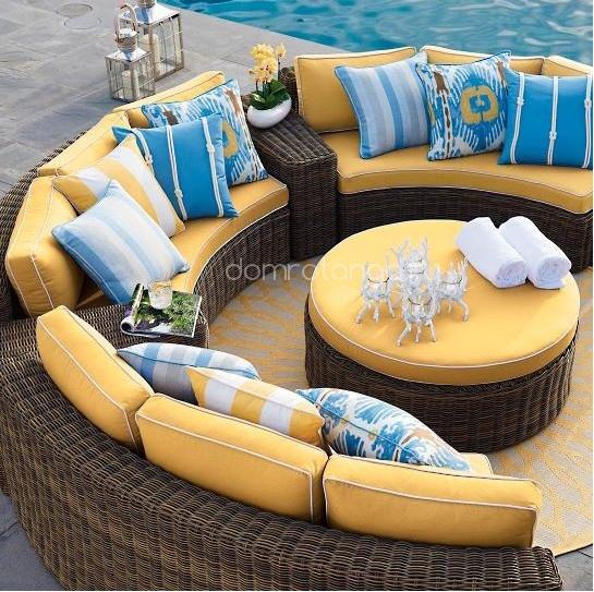Плетеная мебель «Alpheratz»