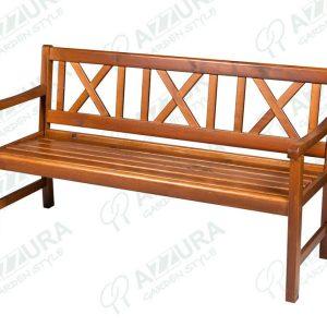 """Скамья из сосны """"Onsala"""", длина 153 см"""