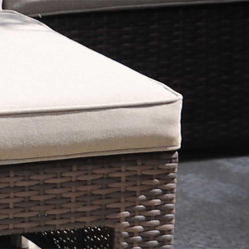 Модульный диван-трансформер «AFM-320B Brown»