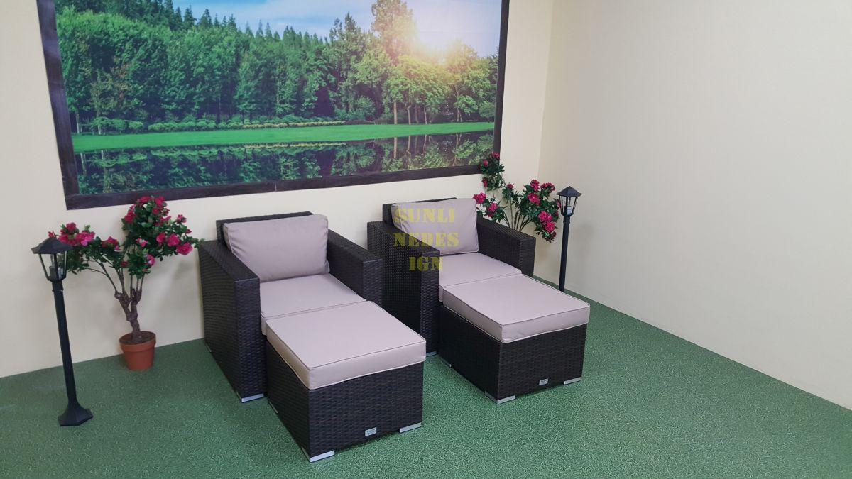 "Комплект плетеной мебели ""Acoustic"" relax"