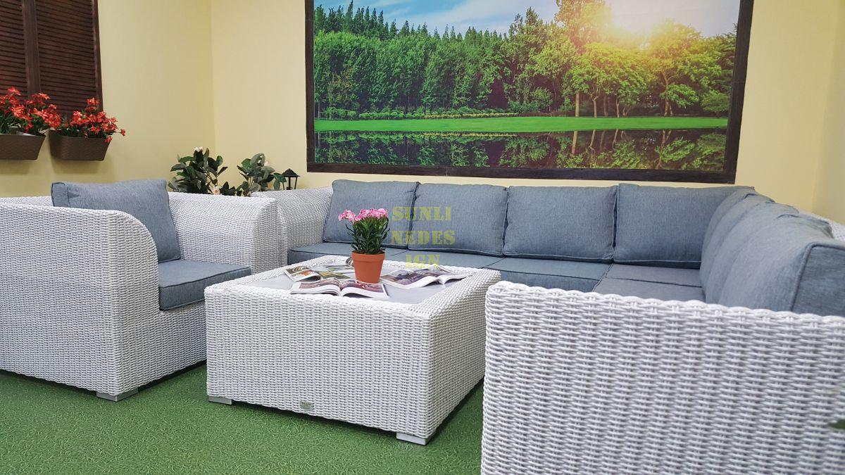 Плетеная мебель Atlantic set 1