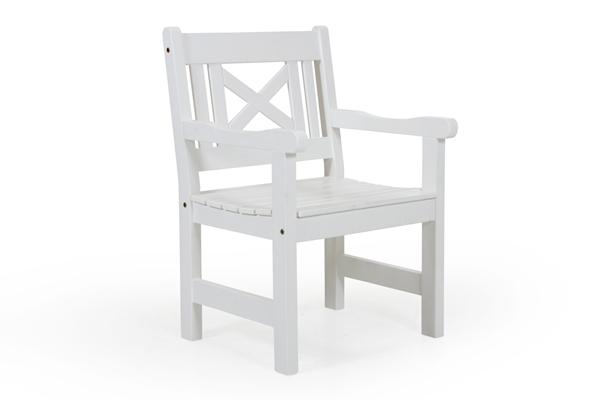 """Кресло садовое из сосны """"Grundsund"""" Brafab"""