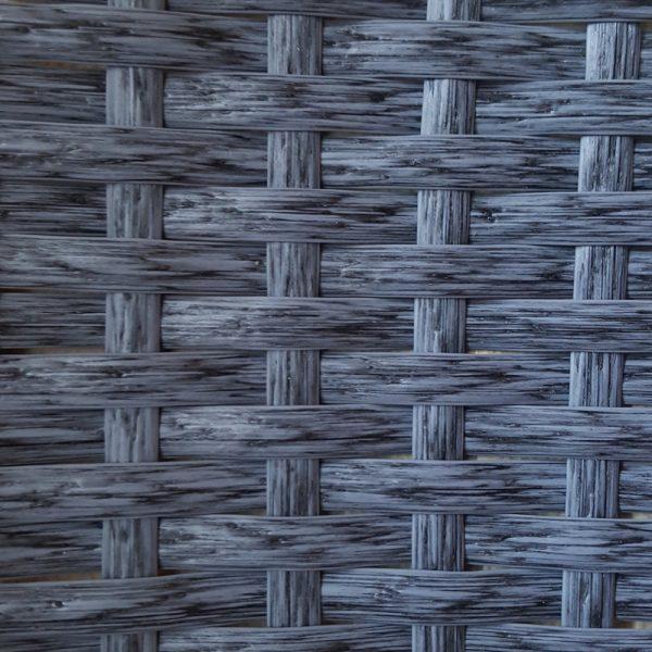 Искусственный ротанг Flat Grey Wood