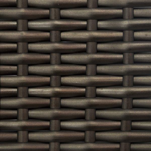 Искусственный ротанг Flat Metal Bronze