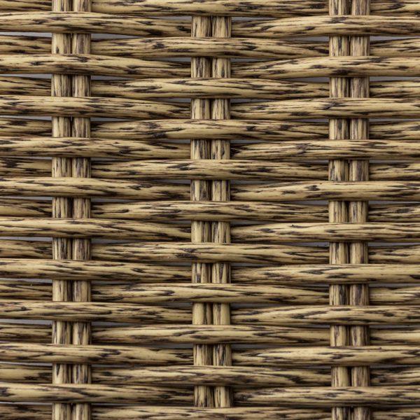 Искусственный ротанг Round Indian Wood