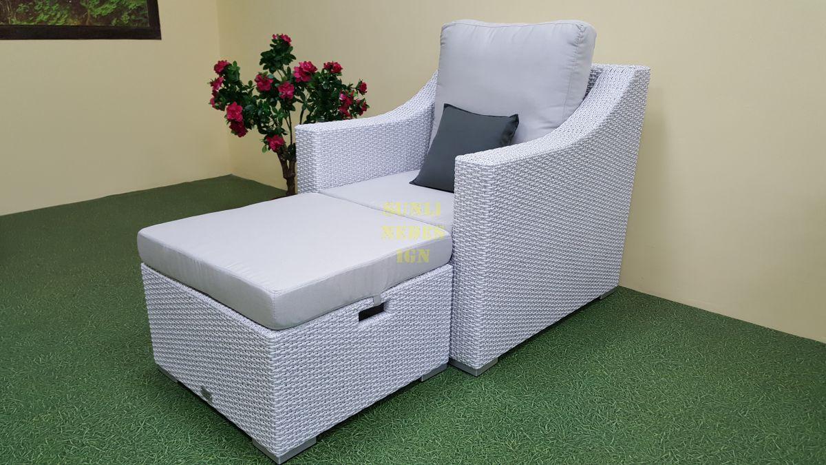 """Плетеная мебель """"Pegas"""" relax"""