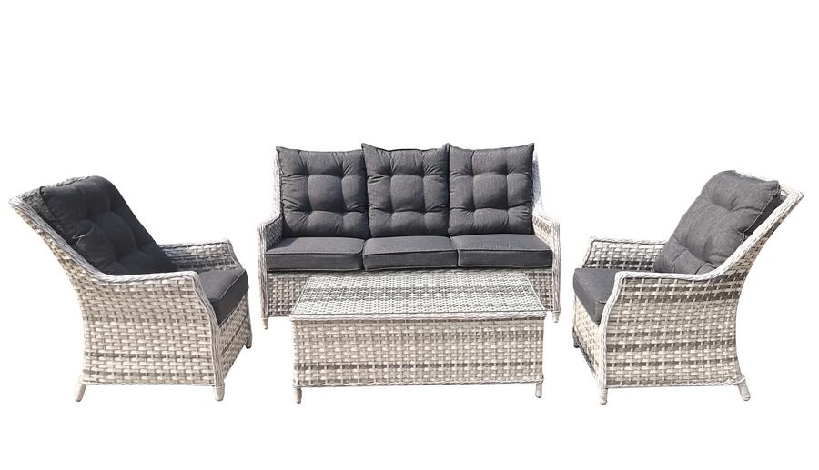 """Мебель из искусственного ротанга """"Stella"""" lounge"""