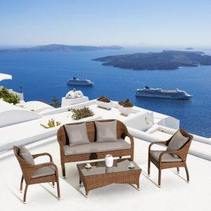 "Плетеная мебель ""Verano Cuatro Lounge"" Mi Casa"