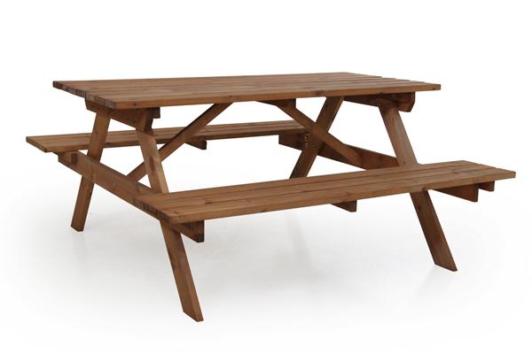"""Садовая мебель """"Sandhamn"""" picnic set brown"""