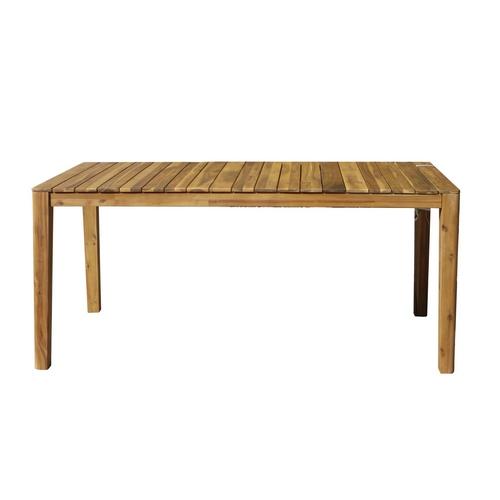 """Садовый стол из акации """"AURA"""" 170"""