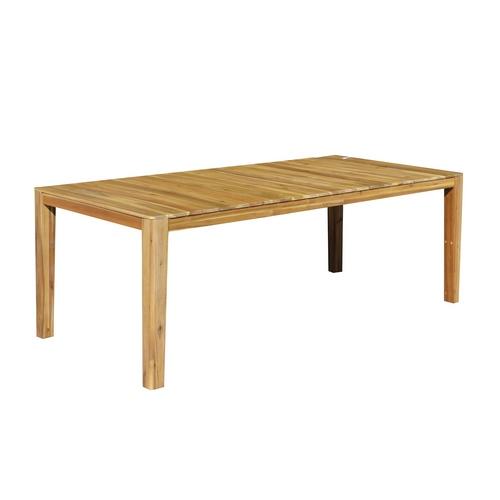 """Садовый стол из акации """"AURA"""" 215"""