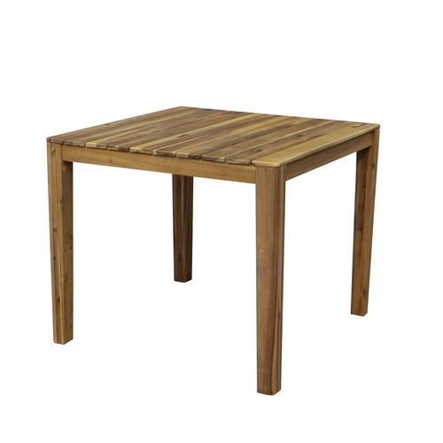 """Садовый стол из акации """"AURA"""" 90"""