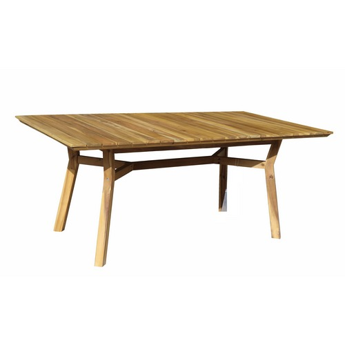 """Садовый стол из акации """"MODENA """" 180"""