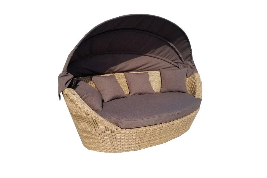Лежак-кровать Амальфи