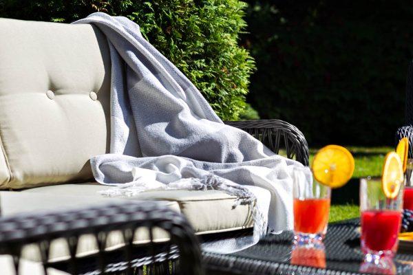"Плетеный диван ""Cannes"""