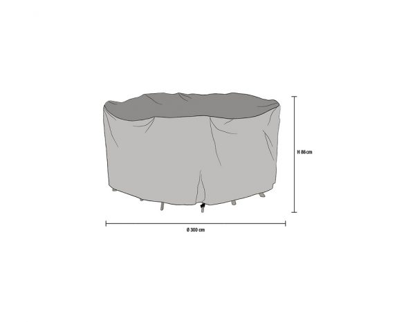 Чехол, диаметр 300 см