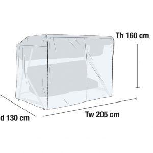 Чехол для качелей 205х130 см